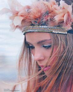 pretty delicate headdess