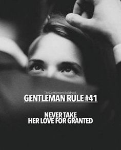 Once you see a gentleman like this you won't settle for less.
