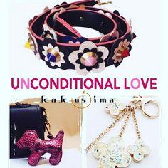 Happy accessories day with #kokusimahausofbags #keepitgroovy #kokusimaaccessories #gemachfuerdieewigkeit #kokusimawisdomology