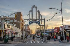 46th Street at Queens Blvd., Sunnyside, Queens