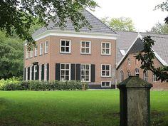Haart bij Bredevoort, herenboerderij Erve Beestman, voorhuis - rijksmonument