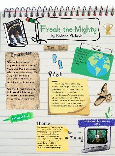 Freak the Mighty and Writing