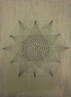Catrin Andersson, Elastic, Malmö, Armory / Sacred Geometry <3