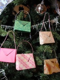 Cute and simple ☆ bag-type wrapping of how to make | wrapping | paper Accessories & wrapping