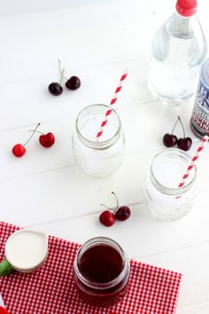 how to make an Italian Cream Soda @createdbydiane