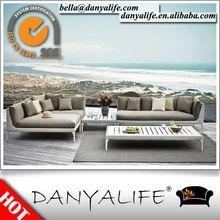 DYSF-D5803 Danyalife European Design Synthetic Wicker Garden Sofa with WPC Top…