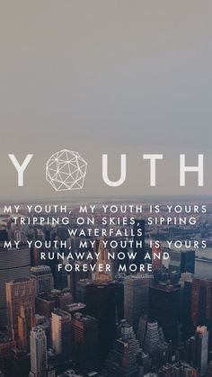 TROYE SIVAN - YOUTH // WALLPAPER LOCKSCREEN LYRICS open for reqs