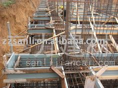 Plastic steel formwork for concrete slab, column, View steel formwork, Sanli Product Details from Zhengzhou Sanli Building Materials Co., Ltd. on Alibaba.com