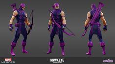 Hawkeye - Classic Costume