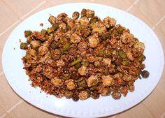 Skillet Fried Okra #okra #fried #southernfood #southern