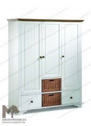 Simple Kleiderschrank Sunday Montana Wei Spiegel Buy now at http