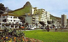 Sea Point, late seventies.