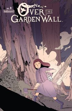 Over the Garden Wall (2016) #8 #Kaboom #Boom @boomstudios #OverTheGardenWall Release Date: 11/23/2016