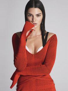 Mert & Marcus. Kendall Jenner, Vogue US, September 2016. [Pinned 18-viii-2016]