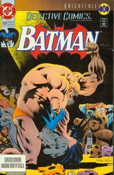 Detective Comics No.659 Knightfall No.2 featuring #Batman http://www.amazon.com/dp/B001DF7N3S/ref=cm_sw_r_pi_dp_gbjosb04YD6EFH64