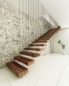 21 Unique Contemporary Staircases with a Flair for the Dramatic!