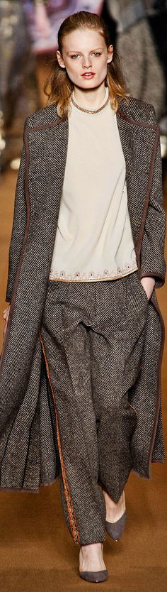 Fall 2014 RTW Etro Collection <3