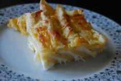 Dil Peynirli Sufle Börek