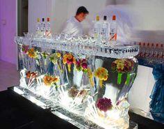 Ice Bar! 80's