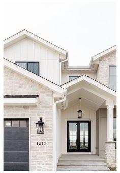 Dream Home Design, My Dream Home, House Design, Build Your Dream Home, Dream House Exterior, House Exterior Design, Stone Exterior Houses, Exterior House Colors, Interior Design