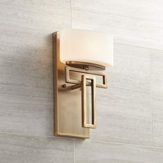 Hinkley Lanza High Brushed Bronze Wall Sconce is a quality Bathroom Lighting for your home decor ideas. Bronze Wall Sconce, Bronze Bathroom, Bathroom Sconces, Bathroom Light Fixtures, Wall Sconces, Bathroom Ideas, Bathrooms, Bathroom Towels, Master Bathroom