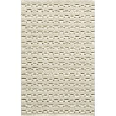 Manhattan Basketweave Wool Rug (8' x 11') - Overstock™ Shopping - Great Deals on Momeni 7x9 - 10x14 Rugs