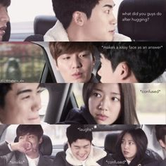 """Look at Kim Tan in the last one! He's just like, """"Yep. Not even denying it."""""""