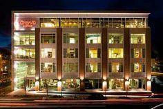 City Flats Hotel.  Holland, Michigan