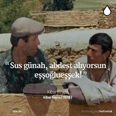 Kibar Feyzo (Kemal Sunal, 1978)