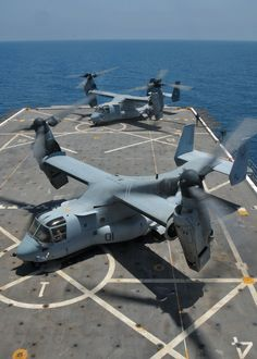 MV-22B Osprey of the USMC