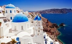 Greece:  I've always wanted to go to Greece because my cousins are Greek and I've wanted to see in person what they have described to me.