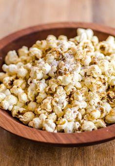 Snack Recipe: Cheesy Spicy Popcorn — The Cheesemonger