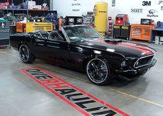 1969 Mustang from Overhaulin'