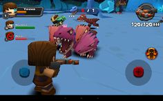 Call of Mini Dino Hunter 3.1.6 Apk  OBB  Android Games  Dinosaurs emerge from the ancient forest after hiding for decades. As a descendant from a great hunter family you continuously hone skills towards your desired goal in order to stand up to your fathers expectation. Now its time to prove yourself.      21 flashy weapons  24 exciting boss fights  5 characters with unique specialties  50 distinct quests  32 savage dinosaurs  50 achievements  50 collectable items for crafting and upgrading…