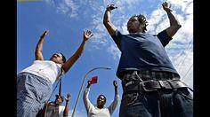 Unrest in Ferguson, Mo.