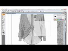 Ralph Pink Adobe Illustrator video tutorials  for fashion design.