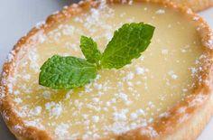 Lemon Tart - I love lemons!