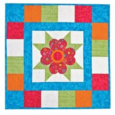 GO! Table Topper Pattern |AccuQuilt|