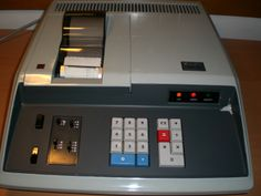 Sharp Compet 621P from 1970