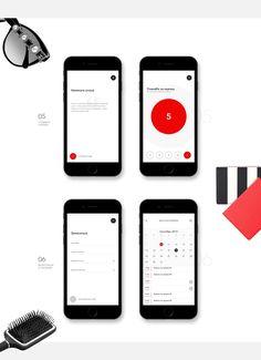 Jungle Fever iOs App on App Design Served Material Design, Film App, Web Design, Application Mobile, Ios Ui, Mobile Ui Design, Android, Mobile App Ui, Mood And Tone