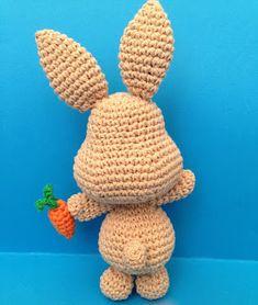 Mesmerizing Crochet an Amigurumi Rabbit Ideas. Lovely Crochet an Amigurumi Rabbit Ideas. Crochet Doll Pattern, Crochet Dolls, Crochet Yarn, Free Crochet, Crochet Patterns, Amigurumi Patterns, Amigurumi Doll, Doll Patterns, Easter Crochet
