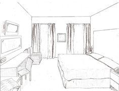 Room Sketch http://www.kronenhirsch.com