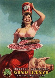 Italian Pin Up Art
