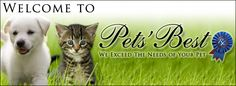 Welcome To Pets'BestRx - where we strive to exceed the needs of your pet