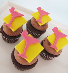 Cocktail Party Cupcake Topper Set (12) by SweetTalkCakes on Etsy