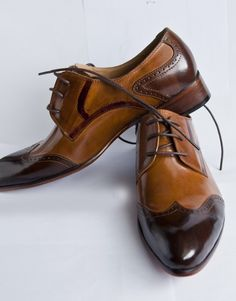 Geneva - Wingtip - Eaden Myles Shoes