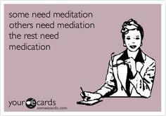 oh so true.  hopefully I can manage to complete a NP program one day so I can help prescribe sick people!
