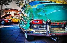 Pictures of 50s Cars   The Top 5 Iconic American Classic Cars of the 1950s