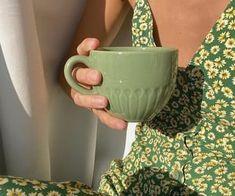 uploaded by — Al *✧・゚ on We Heart It Mint Green Aesthetic, Aesthetic Colors, Aesthetic Photo, Aesthetic Pictures, Green Theme, Green Colors, Verde Vintage, Keramik Design, Foto Art