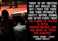 Photo taken by Mary Linear Design by Stace Sanchez of kickpics.net Quote by Robert Bentley following Michael Bailey-Lopez's debut MMA fight. #mma